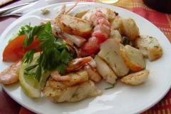 Abendessen in Nessebar