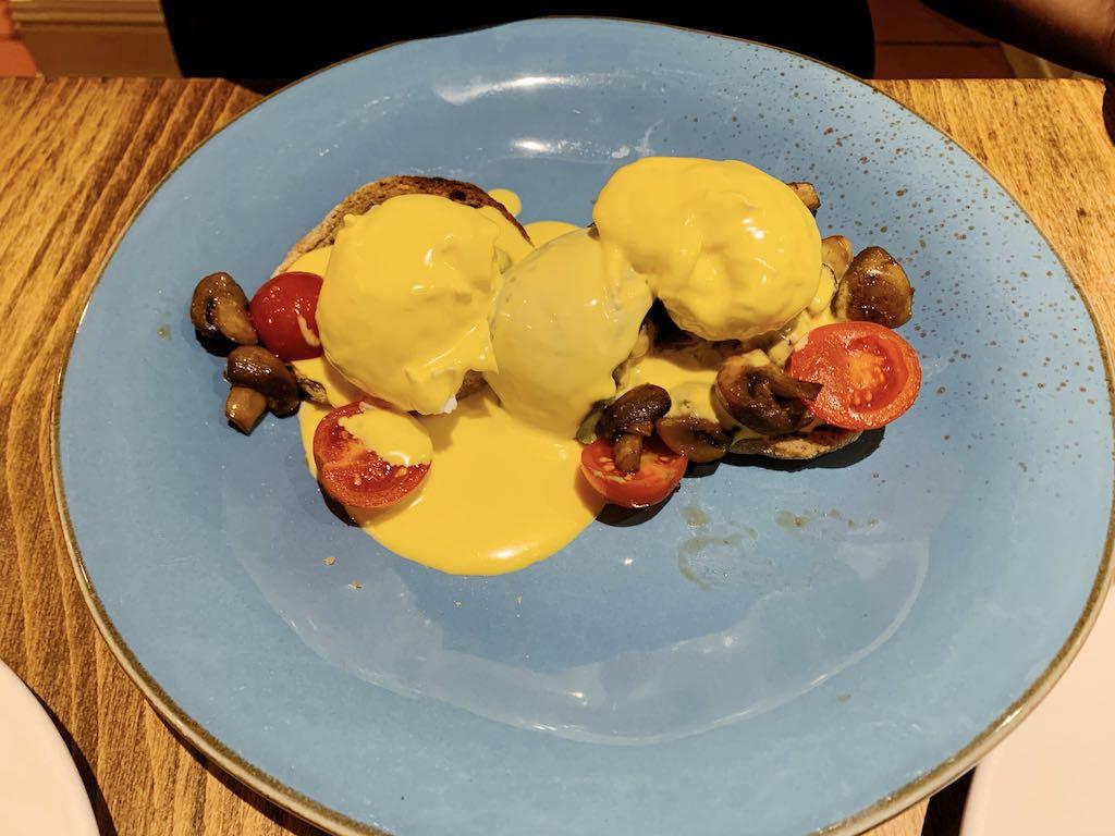 Engl. Frühstück